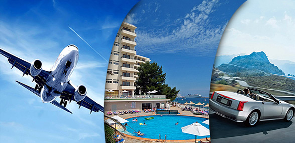 Fantastic  Prices on Flights, Hotels & Car Hire